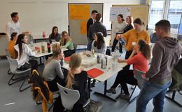 Informationstag: Eduard-Stieler-Schule beeindruckt mit Workshops