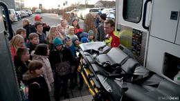 Kinder-Uni: Spannende Vorlesung Nach einem Unfall: Retter in der Not