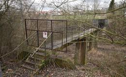 Brücken bauen über Gleise in Weiterode und nachbarschaftlich in Imshausen