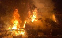 Nach drei Bränden in der Rhön: Feuerteufel unterwegs?