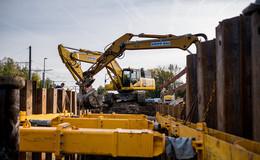 Bauunternehmen Kropp erhält größten Tiefbauauftrag der Firmengeschichte