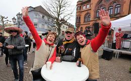 Mit 1.400 aktiven Narren volle Kanne Gaalbern hinein! – Bilderserie (1)