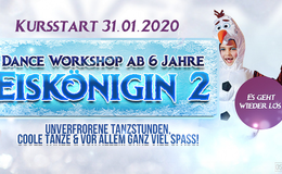 Eiskönigin 2 Dance Workshop im Holodeck Dance Center