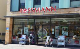 Rossmann-Filiale in der Bahnhofsstraße schließt zum Jahresende