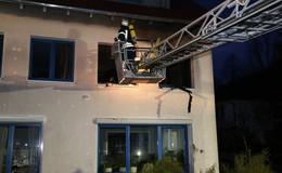 20.000 Euro Schaden bei Zimmerbrand im Bad Hersfelder Stadtteil Hohe Luft