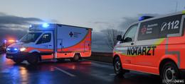 Das Team vom DRK-Rettungsdienst aus Fulda ist für Sie da ...