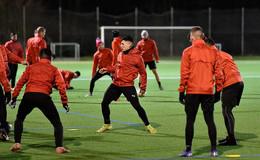 Training: Ja oder Nein? - Hessens Fußballer im Dilemma