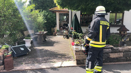 Elektrobrand endet glimpflich - Feuerwehr führte lediglich Wärmekontrolle durch