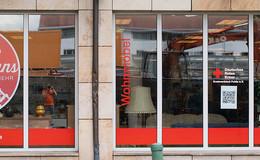 DRK Fulda: Jedermanns-Sozialkaufhaus und Kleiderladen wieder geöffnet
