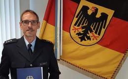 Bundespolizei verabschiedet Peter Laibachnach 42 Dienstjahren