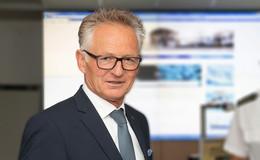 Bilanz von Polizeipräsident Voß: Weniger Kriminalität, Investition in Staatsschutz