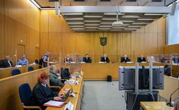 Prozessauftakt im Mordfall Lübcke: Stephan Ernst und Markus H. angeklagt
