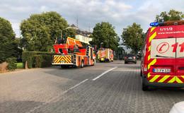 Feueralarm im Polizeipräsidium Osthessen: Brand in der Lüftungsanlage
