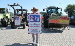 Bau der A49: Bundesverwaltungsgericht Leipzig weist Klage ab