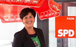 Sabine Waschke übergibt Vorsitz an Birgit Kömpel