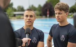 Zwillinge Paul und Philipp Purkl: Manchmal fliegen auch die Fetzen