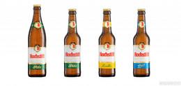 Frisch, modern und bierig-edel: Neue Hochstift-Etiketten fürs Marken-Image
