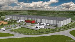 Neues Logistikzentrum am Dreienberg: 50 bis 70 Arbeitsplätze sollen entstehen