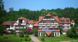 Gasthof & Hotel Sieberzmühle in Hosenfeld