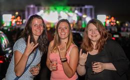 Grandioser Abend: Coverbands BBC Rock und FA/KE rocken die Kulturbühne