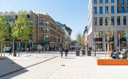 SPD will RhönEnergie-Gebäude und Galeria Kaufhof gemeinsam entwickeln