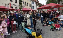 Wie kann man das beliebte Löherstraßenfest trotz Corona-Auflagen feiern?