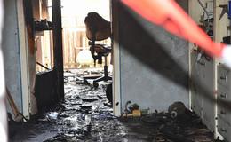 Prozess gegen Brandstifter - Familie von Nachbarn aus dem Feuer gerettet