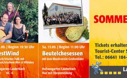Ein wenig Sockenfest-Flair: Ersatzveranstaltung in Lauterbach