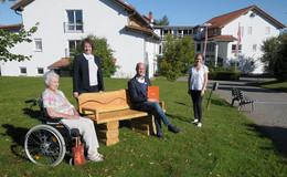 Seniorenresidenz Am Schlossberg: Nutznießer einer Benefizveranstaltung