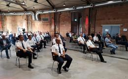 Kreisbrandinspektor Kauffunger wirbt für engere Zusammenarbeit aller Wehren