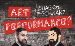 Gewinnen Sie 2x 2 Freikarten für Shaggy Schwarz - Art Performance?