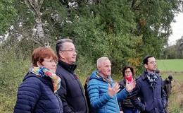 BM-Kandidat Florian Fritzsch: Klares Nein zur Steinbruch-Erweiterung