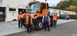 Neues Zugpferd für den Bauhof  – 22 Jahre alter Unimog wird ersetzt