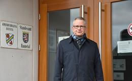 Ganze Kraft für Gemeinde einsetzen: Bürgermeister strebt weitere Amtszeit an