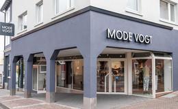 Großes Jubiläum: vom Textilhaus Ludwig Vogt zum heutigen Mode Vogt