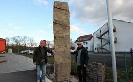 Eigenes Denkmal zum 70. Geburtstag gesetzt: Hildebrand feiert Jubiläum