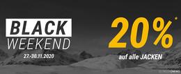 Bis zum 30. November: 20 Prozent auf alle Jacken bei JACK WOLFSKIN