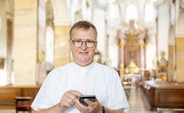Impuls von Stadtpfarrer Stefan Buß: Beginn des Advent