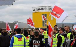 Amazon: ver.di ruft zu weiterem Streik im Black Friday Geschäft auf