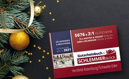 Gewinnen Sie 5x Gutscheinbuch.de Schlemmerblock Hersfeld-Rotenburg