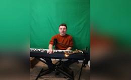 Musikalischer Advent:  Dennis Ankert (23) will mit Musik die Adventszeit retten