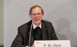 Pater Dr. Hans Langendörfer SJ geht nach 24 Jahren in den Ruhestand
