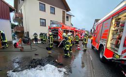 Zwei Alarmierungen innerhalb kürzester Zeit: Entwarnung von der Feuerwehr