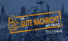 Ein zaghafter Frühlingsgruß: Erste Kraniche ziehen über Osthessen!