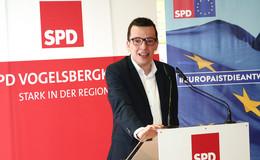 Zukunft selbst gestalten! - Patrick Krug (32) ist SPD-Spitzenkandidat