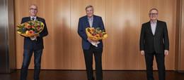 Im Rundfunkrat des Hessischen Rundfunks: Rolf Müller neuer Vorsitzender