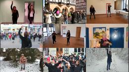 14. Februar: Aktion One Billion Rising macht auf Probleme aufmerksam