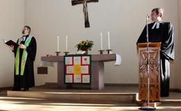 Neues Konzept: Gottesdienste zukünftig mit Pfarrer-Duo