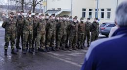 Hilfe bei Corona-Testungen: Bundeswehr unterstützt jetzt in Pflegeheimen