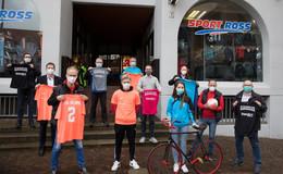 Aktion Zurück auf den Platz: Kinder in der Pandemie zum Sport motivieren